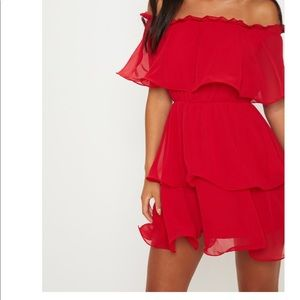 Pretty little things Red Dress